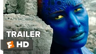 X-Men: Apocalypse  Official Trailer #2 (2016) - Jennifer Lawrence, Oscar Isaac Movie HD(Subscribe to TRAILERS: http://bit.ly/sxaw6h Subscribe to COMING SOON: http://bit.ly/H2vZUn Like us on FACEBOOK: http://bit.ly/1QyRMsE Follow us on ..., 2016-03-17T14:53:57.000Z)
