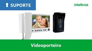 segurana   como instalar o videoporteiro iv 7000 i1106