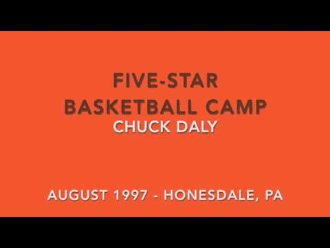 Chuck Daly- Five-Star 1997