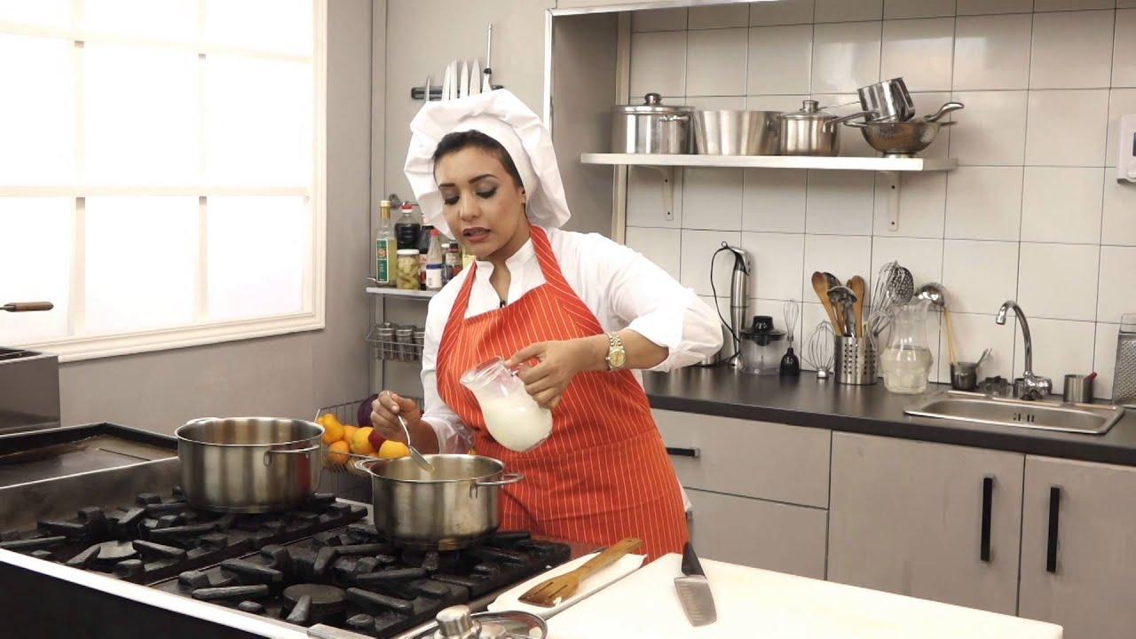 برنامج شوربة - الحلقة السادسة 6 شوربة بطاطس كريم و شوربة دجاج بالذرة الحلوة (الجزء الأول)