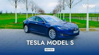 Tesla Model S 90D - REVIEW [Deutsch]