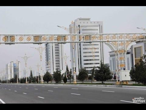 Turkmenistan Ashgabat - 2014