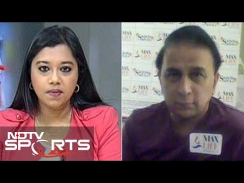 India vs Australia: Mahendra Singh Dhoni is rusty, hints Sunil Gavaskar