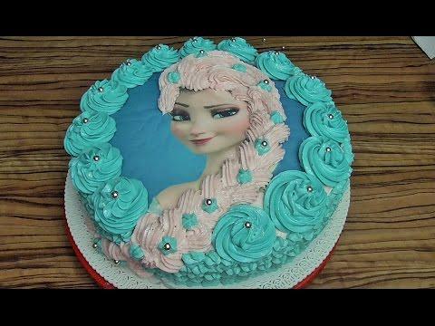 Tort Elsa z