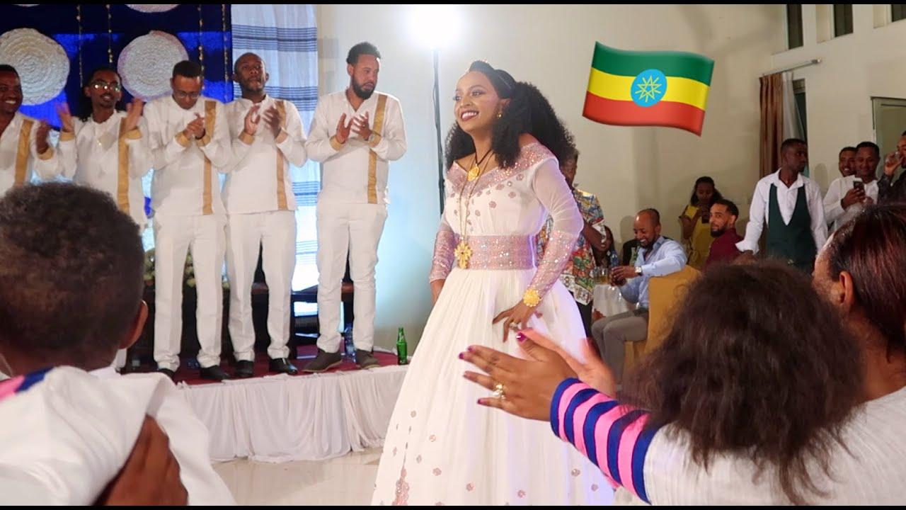 Habesha Wedding After Party (Melse) in Addis Ababa | Ethiopia Vlog 8