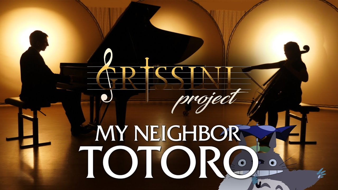 My Neighbor Totoro Path Of The Wind Kaze No Torimichi By Grissini Project Youtube