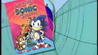 Adventures of Sonic the Hedgehog official trailer