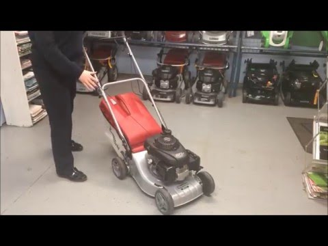 Mountfield SP425 Lawn mower Self Propelled -A quick review of this self propelled mower