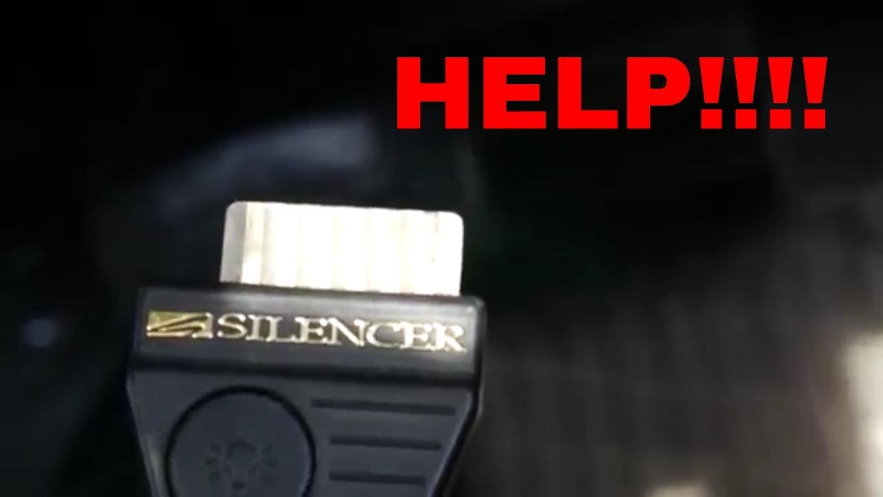 silencer car security system help youtubesilencer car alarm wiring diagram  [ 1280 x 720 Pixel ]
