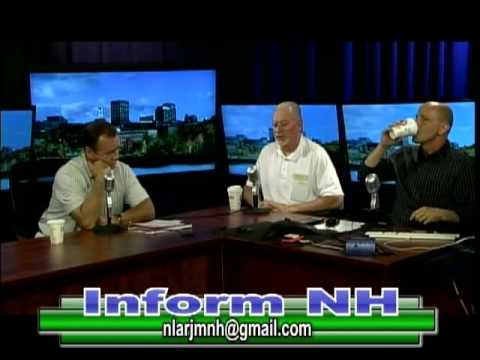 Inform New Hampshire Ep 26 Pat Murphy History Repeats