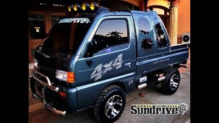 Pick-Up Type 4x4 Multicab 12 Valve Engine **Sundrive