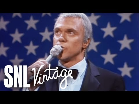 Monologue: Frank Sinatra Hosts Drive for America  SNL