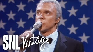 Monologue: Frank Sinatra Hosts Drive for America - SNL