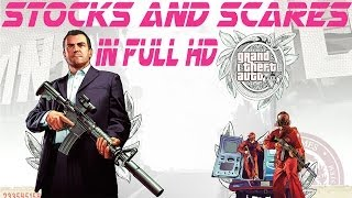 GTA V Online Mission: Stocks And Scares [FULL HD Walk-through] Hard Difficulty