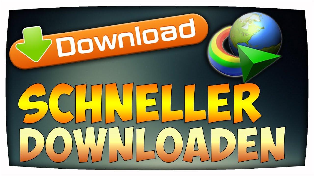 Schneller Downloaden
