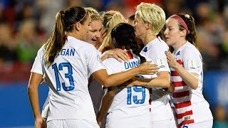 WNT vs. Jamaica: Highlights - Oct. 14, 2018
