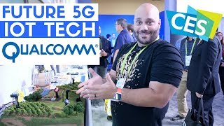 How Qualcomm Will Shape the Future of IoT with 5G!