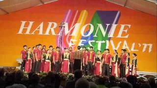 Ateneo de Manila College Glee Club - I CAN TELL THE WORLD