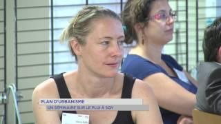 SQY: un séminaire de travail autour du PLUI