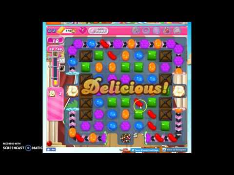 Candy Crush Level 2301 help w/audio tips, hints, tricks