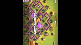 Clash of clans insano