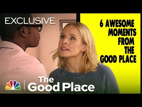 The Good Place - 6 Awesome Moments (Digital Exclusive)