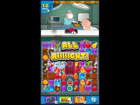 Family Guy Another Freakin Mobile Game Level 1005 - NO BOOSTERS
