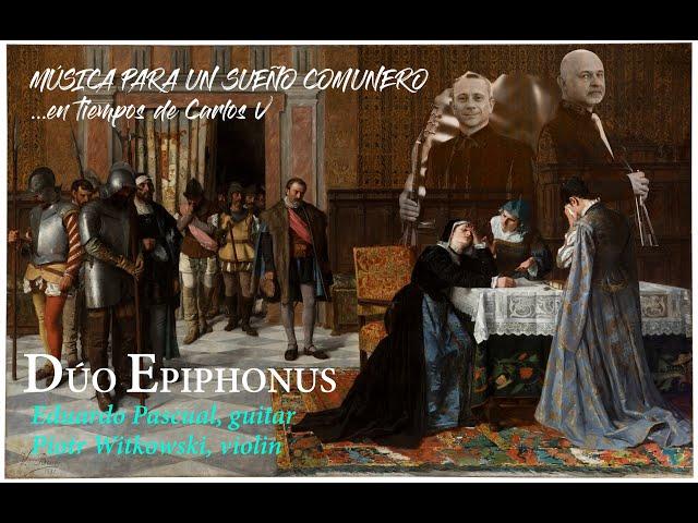 Juan del ENCINA Ay triste que vengo EPIPHONUS