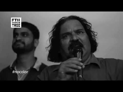 'Ye Hitler Ke Sathi' by Lok Sahir Shambaji Bhagat  In Solidarity with FTII, Pune
