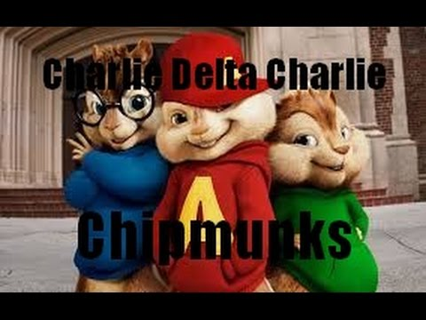 Niska - Charlie Delta Charlie (Version Chipmunks)