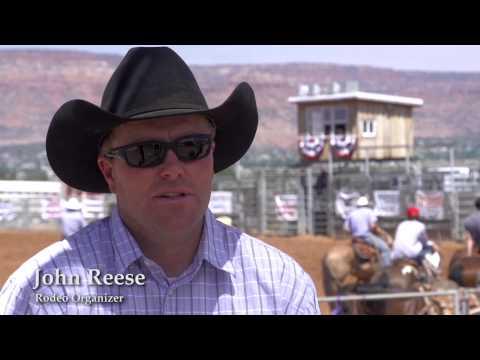 Jacob Hamblin Days Rodeo 2015