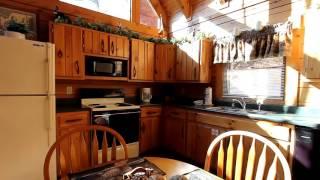 """""""Jungle Boogie"""" 1—Bedroom Secluded Gatlinburg Cabin Rental - Cabins USA 2015"""