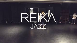 "【 DANCE WORKS】REIKA ANDO / JAZZ ""もらい泣きby 一青窈"""