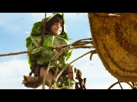 The Jungle Book 2016 - Mowgli Best Moments