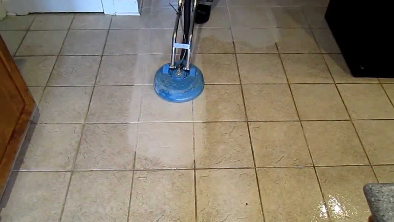 Tile and Grout Restoration - YouTube