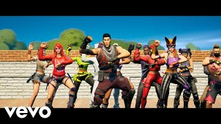 PSY - GANGNAM STYLE (Official Fortnite Music Video)