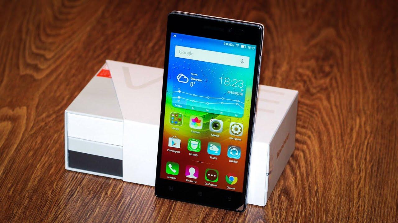 Lenovo VIBE X2 4G MTK6595M Octa Core LTE Phone 5.0