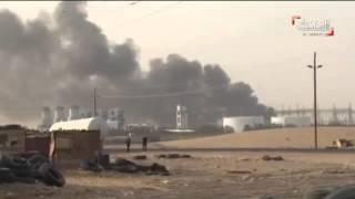 طائرات #التحالف تقصف مواقع ميليشيات #الحوثي في #صنعاء