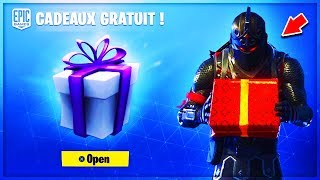 VOICI A FREE SKIN FOR ALL FORTNITE PLAYERS!
