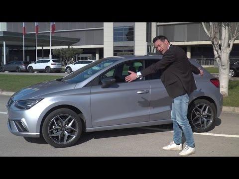 Primeur: ANWB test als eerste Seat Ibiza 2017