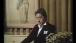 Gerge Gainsbourg - Ecce Homo 2