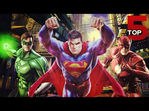 Top 5 Games Rocksteady Should Make Next