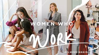 Real Women Who Work - Fall Outfit Ideas | Chriselle Lim