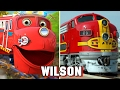 Chuggington Trains In Real Life New