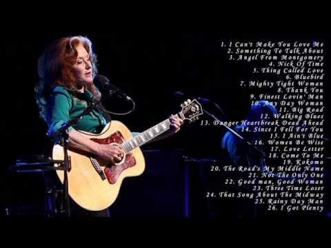Bonnie Raitt's Greatest Hits Full Album - Best Songs Of Bonnie Raitt