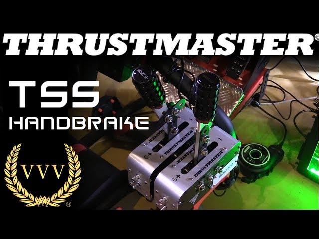 Thrustmaster TSS Handbrake Reveal
