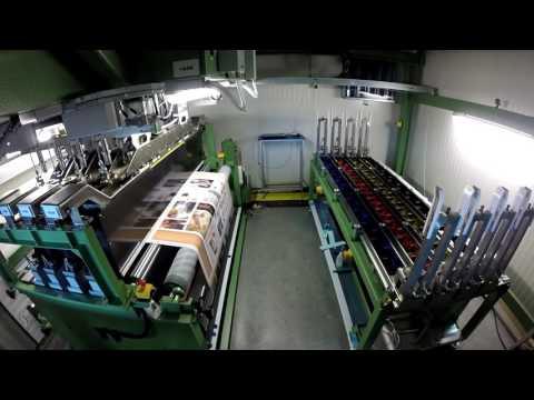Industrial InkJet system palis1300