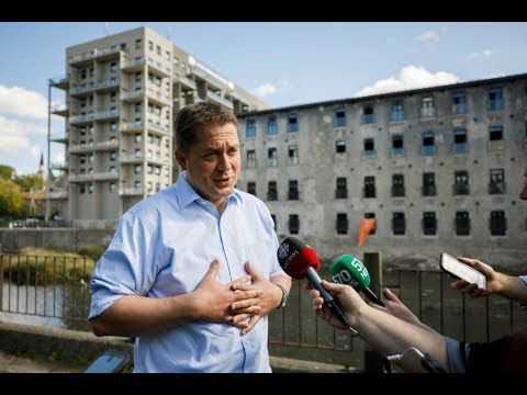 Andrew Scheer on the campaign trail | Day 18