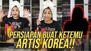 NAGITA DANDAN CANTIK BUAT KETEMU ARTIS KOREA!!