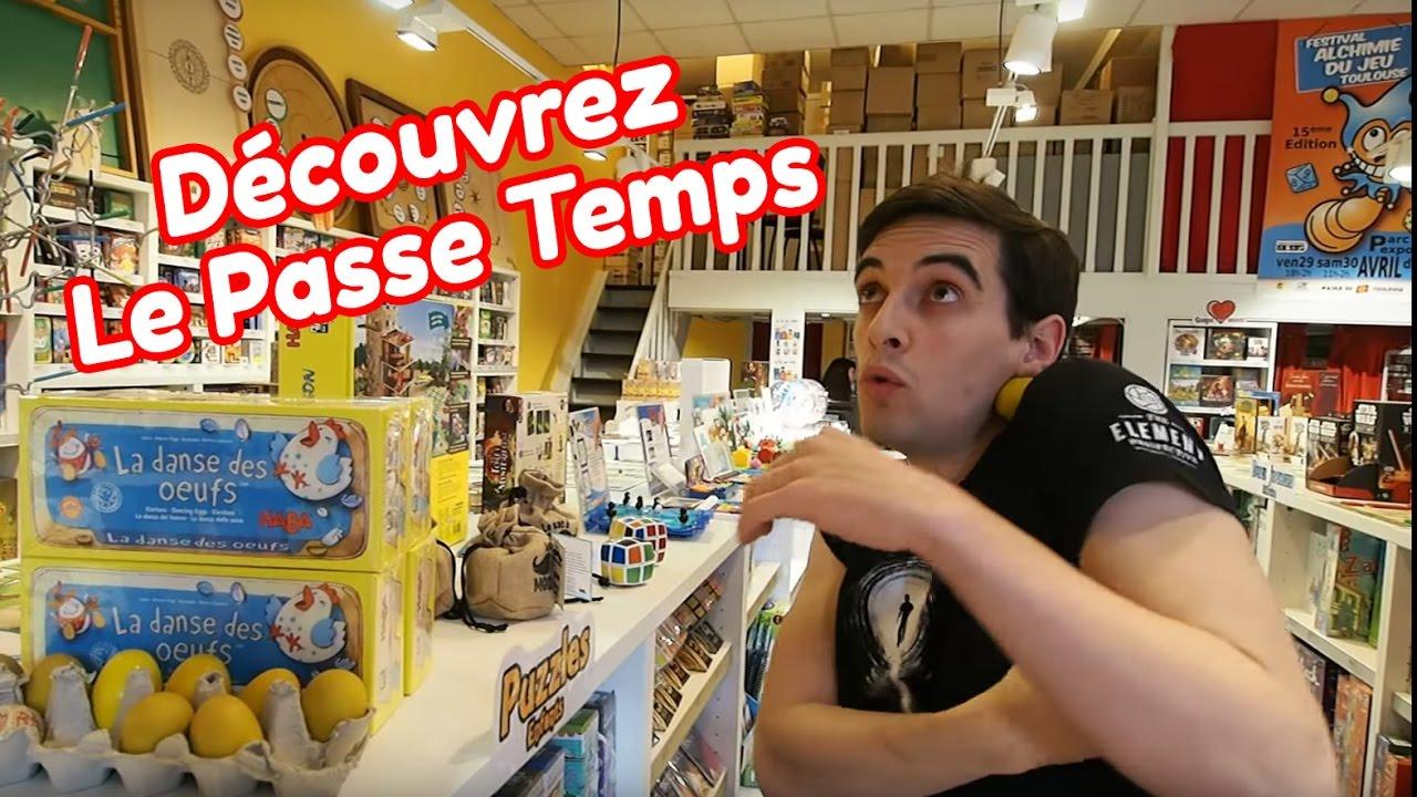 Découvrez la boutique du Passe Temps avec Simon (🎄 Noël 2016 ... 87aff0d7232a